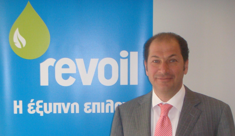 Ο κ. Γεώργιος Ρούσσος, διευθύνων σύμβουλος της Revoil
