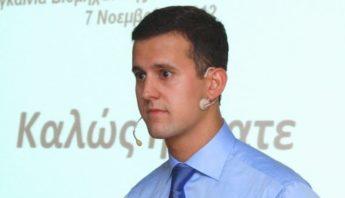 Ο κ. Νικόλαος Λούλης, πρόεδρος Δ.Σ. των μύλων Λούλη